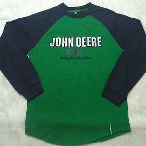 BOY'S JOHN DEERE LONG SLEEVE